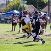 2015 Pasadena Trojans Jr. Midgets vs Grace Brethren
