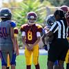 2015 Pasadena Trojans Pee Wee vs Redondo