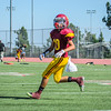 2015 Pasadena Trojans Jr. Midgets vs L.A. Valley Seahawks