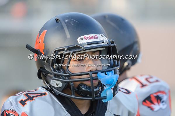 2017 Lincolh Heights Tigers 12U vs Norwalk Spartans