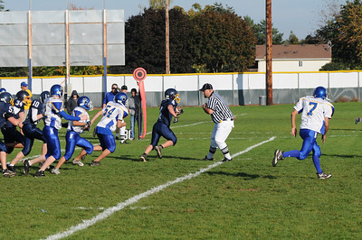 Canby Football - Oct 2009
