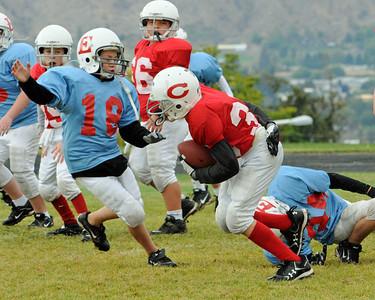 Cascade vs. Eastmont Jr. Football