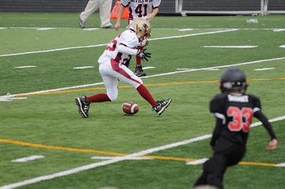 SYF 5/6 Black vs. Clackamas - 2008