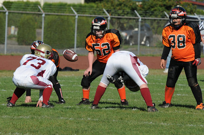 SYF 5/6 Black vs. Scappoose Orange - 2008