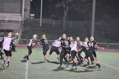 SYF Varsity Black vs West Linn - 2011