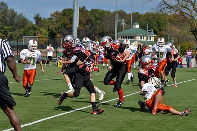 Warhawks vs Elkridge