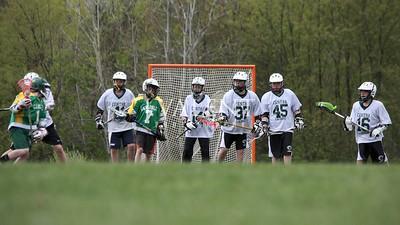 Centre Lacrosse - White Team