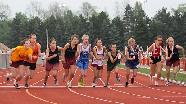 2011 State College Middle School Track