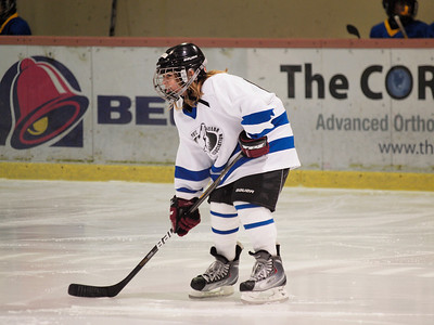 Youth Hockey Blues vs Maple Leafs 11-14-10