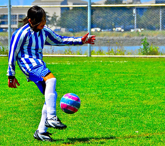 Youth Soccer, Mac's Marauders?