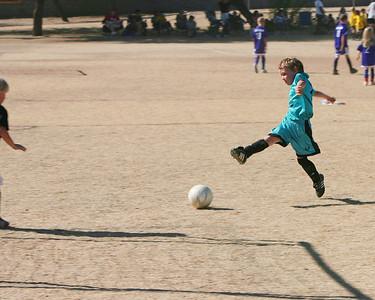 Dragons -Soccer - Game 4 - October 3, 2007