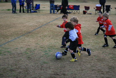 Earthquakes - Sereno Soccer - U5s - 2010