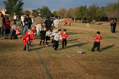 Earthquakes - Sereno Soccer - U5s - 2010
