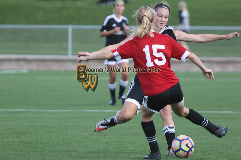 Kayla Soccer 9-3 and 9-4-16 -18