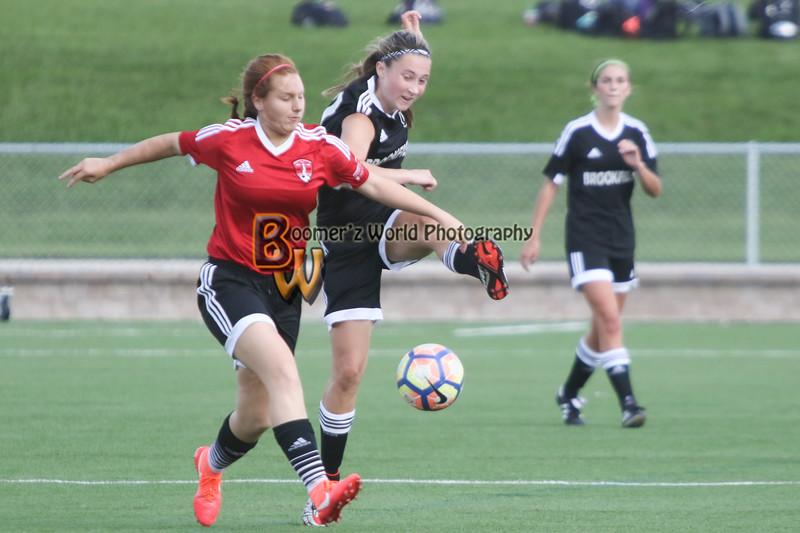 Kayla Soccer 9-3 and 9-4-16 -16