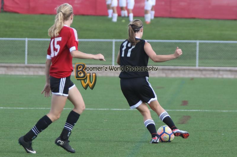 Kayla Soccer 9-3 and 9-4-16 -19