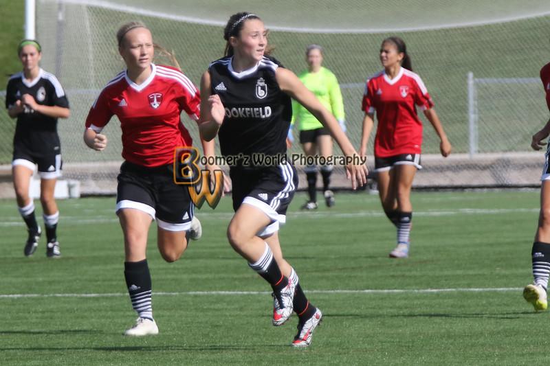 Kayla Soccer 9-3 and 9-4-16 -8