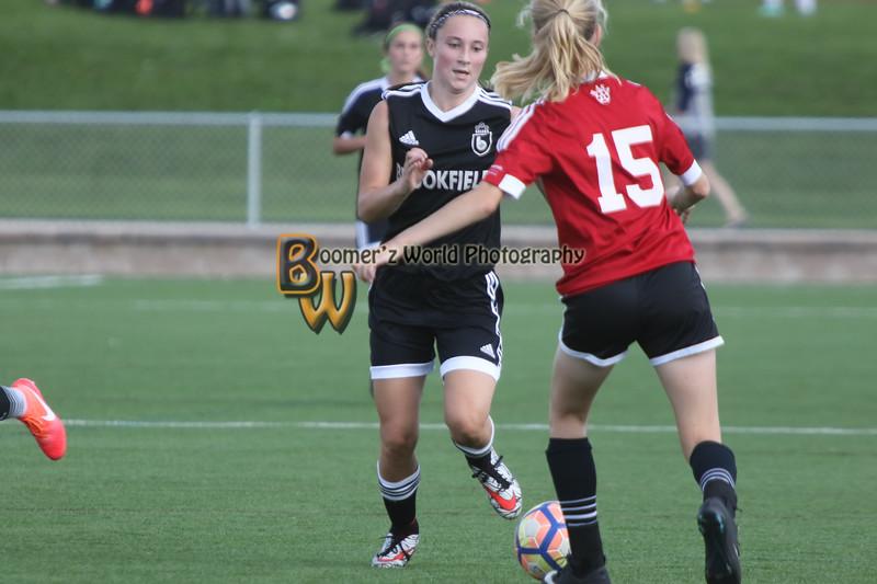 Kayla Soccer 9-3 and 9-4-16 -17