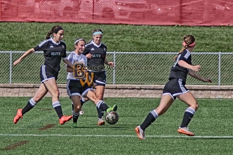 Kayla Soccer 9-3 and 9-4-16 2
