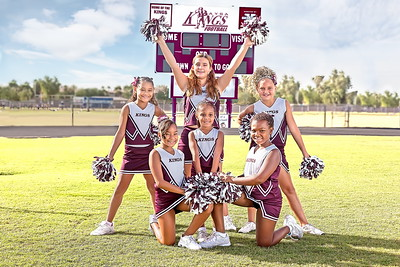 Kings Cheer 2012