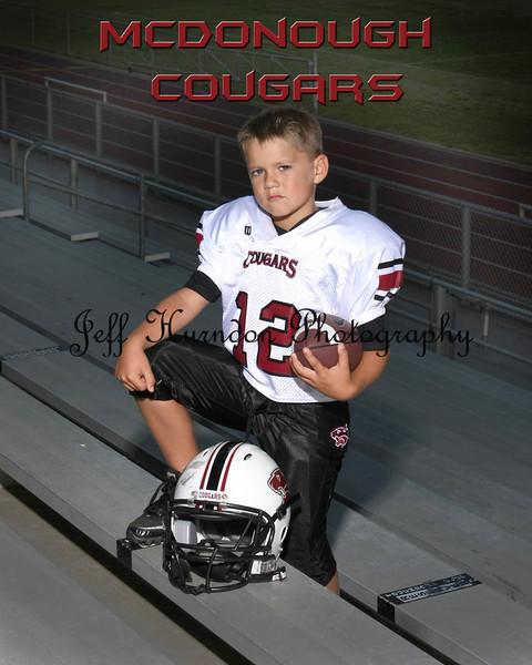 McD Cougars 12