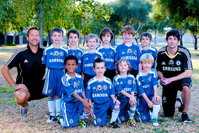 Team,  Sereno 05 Elite, Youth Soccer, Action, 2011-2012