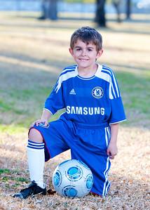 Brandon, #90,  Sereno 05  Elite, Youth Soccer, Action, 2011-2012