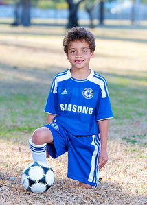 Gage, #14,  Sereno 05 White, Youth Soccer, Action, 2011-2012