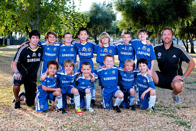 Team,  Sereno 05 White, Youth Soccer, Action, 2011-2012