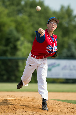 Taney faces Clarion at the Little League State Tournament at Skippack