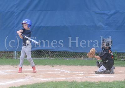 Thursday Night Norristown Little League Games