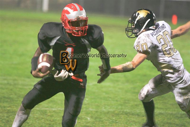 Horlick and Franklin 28-21  9-12-08- 21