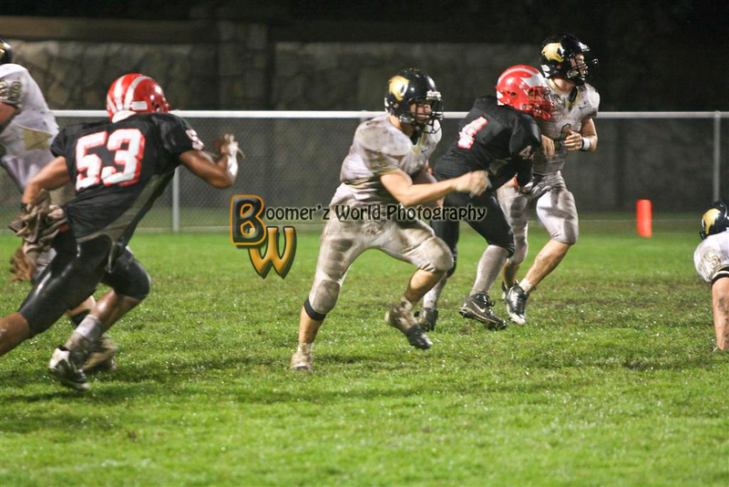 Horlick and Franklin 28-21  9-12-08- 50