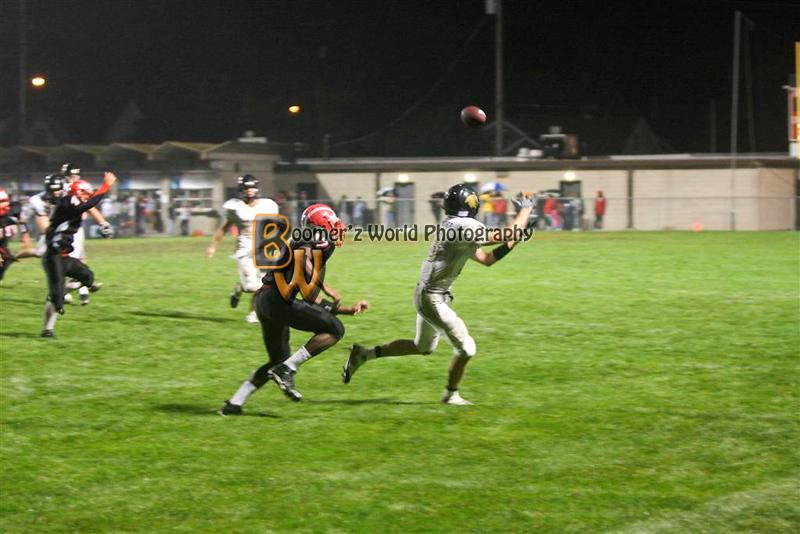 Horlick and Franklin 28-21  9-12-08- 11