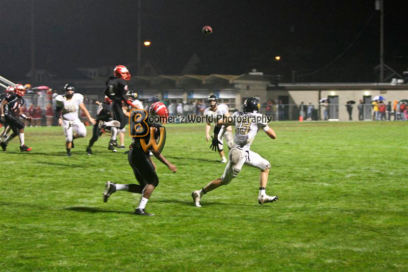 Horlick and Franklin 28-21  9-12-08- 09