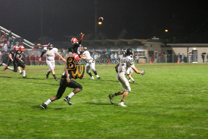 Horlick and Franklin 28-21  9-12-08- 08