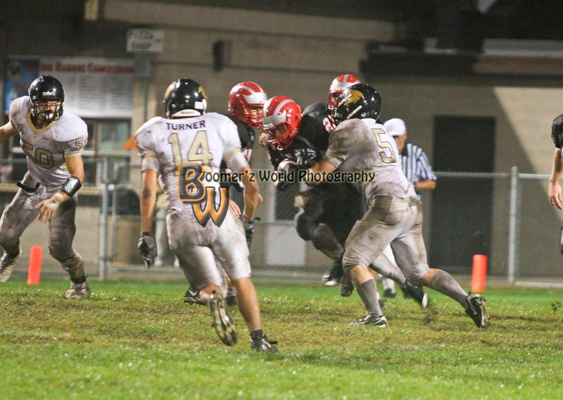 Horlick and Franklin 28-21  9-12-08- 43