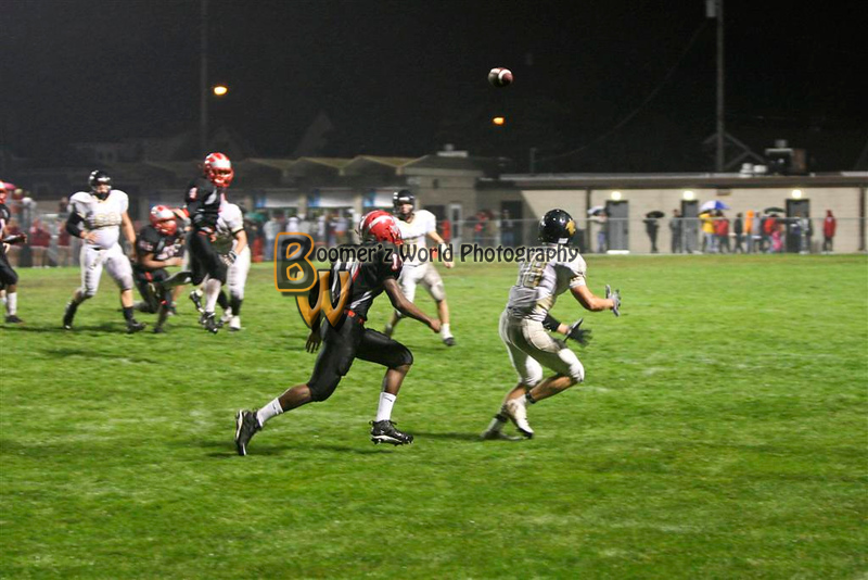 Horlick and Franklin 28-21  9-12-08- 10