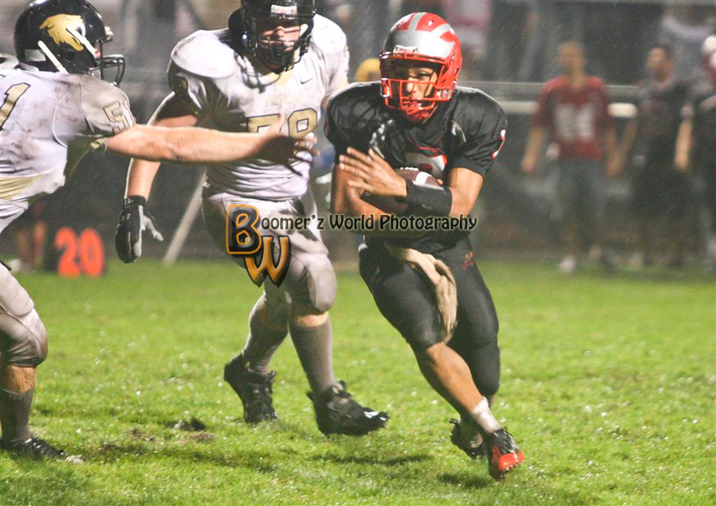 Horlick and Franklin 28-21  9-12-08- 58