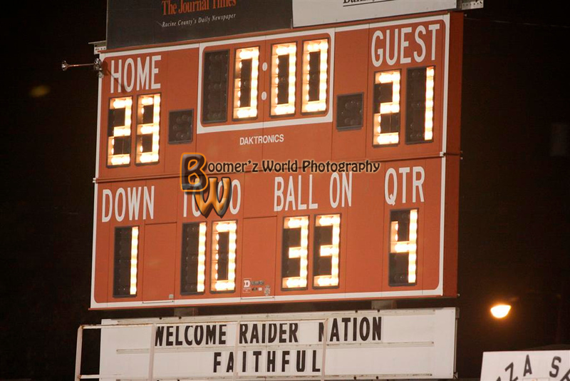 Horlick and Franklin 28-21  9-12-08- 63
