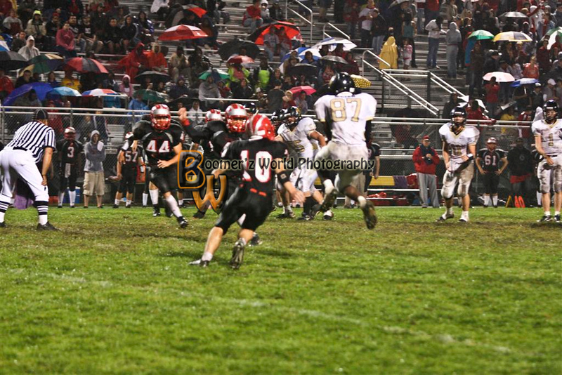 Horlick and Franklin 28-21  9-12-08- 07