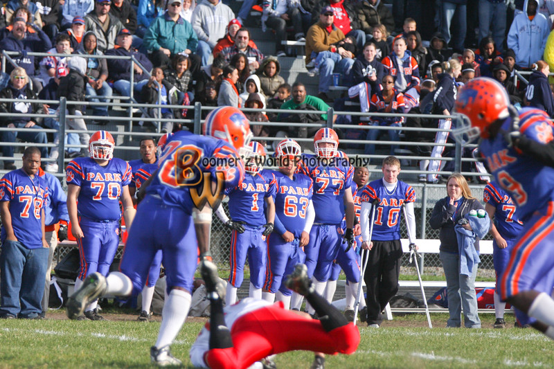 Park and Horlick Playoff 11-1-08  -280