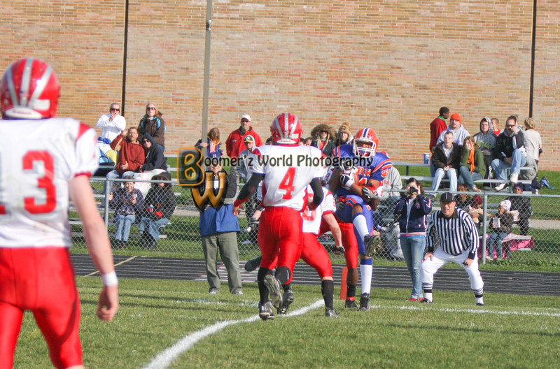 Park and Horlick Playoff 11-1-08  -273