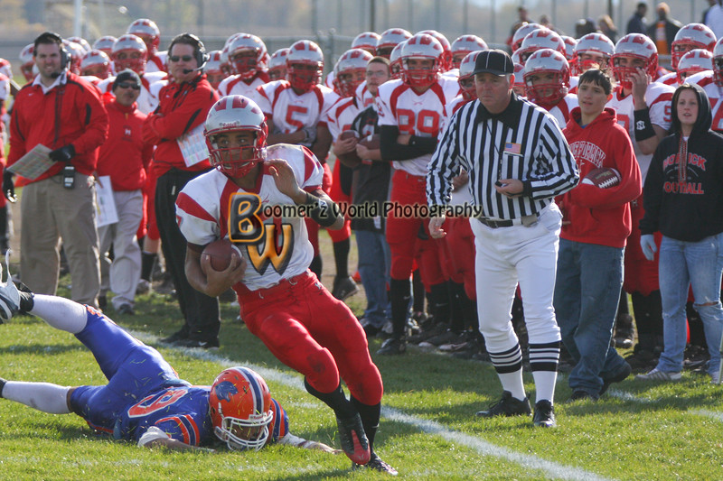 Park and Horlick Playoff 11-1-08  -243