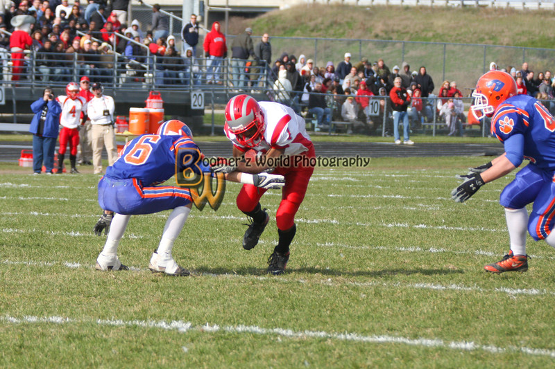 Park and Horlick Playoff 11-1-08  -125