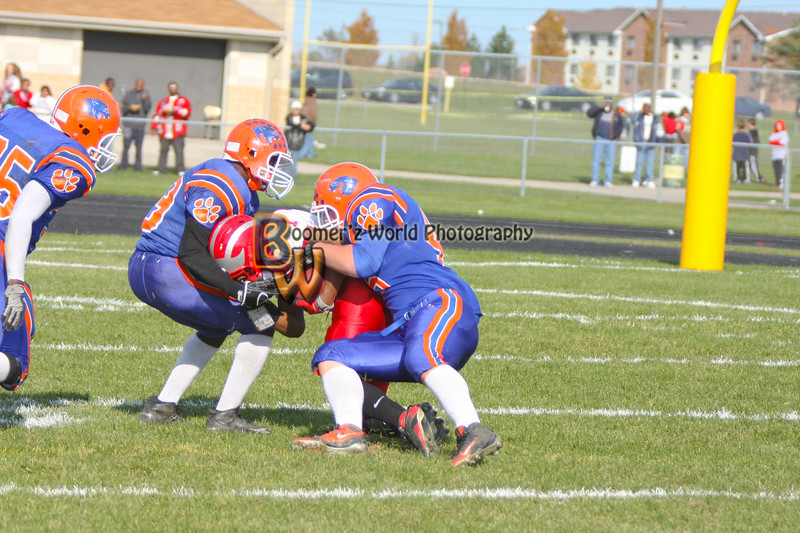 Park and Horlick Playoff 11-1-08  -233