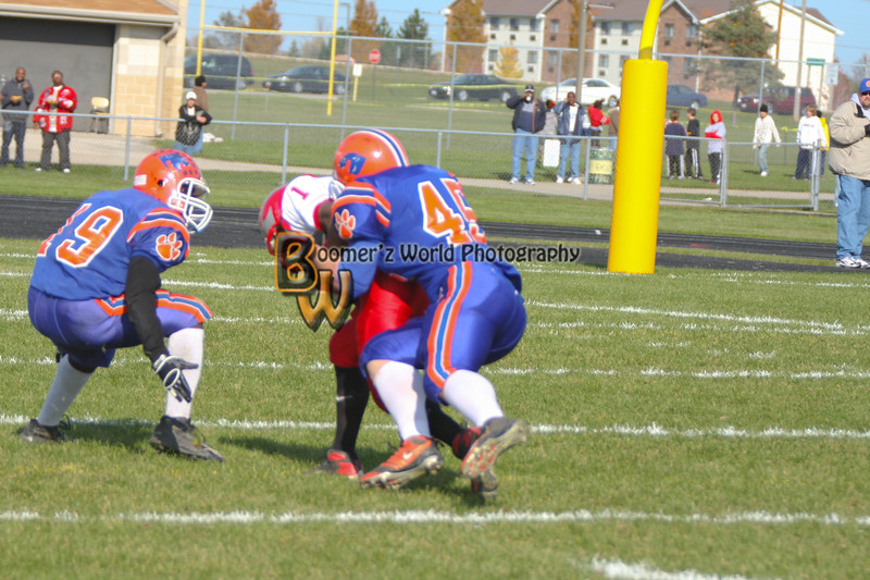 Park and Horlick Playoff 11-1-08  -232