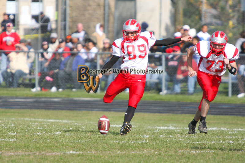 Park and Horlick Playoff 11-1-08  -136