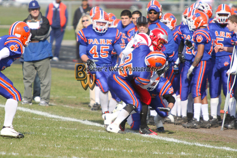 Park and Horlick Playoff 11-1-08  -108