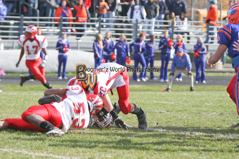 Park and Horlick Playoff 11-1-08  -205